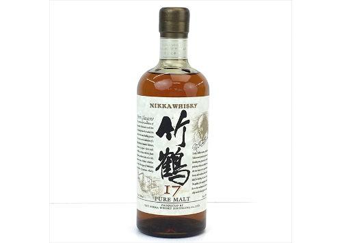 NIKKA(ニッカ)竹鶴17年ピュアモルト