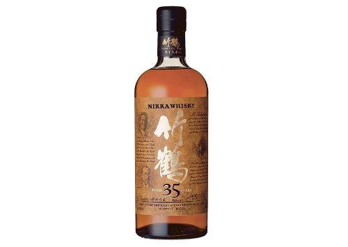 NIKKA(ニッカ)竹鶴ピュアモルト35年
