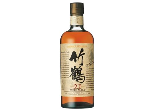 NIKKA(ニッカ)竹鶴21年ピュアモルト
