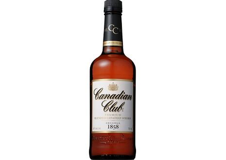カナディアンクラブ C.C. オリジナル 1858