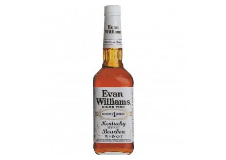 エヴァン・ウィリアムス 4年 ボトルド・イン・ボンド ホワイトラベル