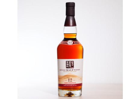 キリン富士御殿場蒸溜所 シングルモルト12年 赤ワインカスクフィニッシュ