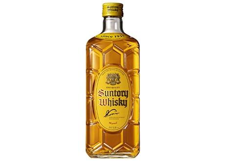 サントリーウイスキー角瓶