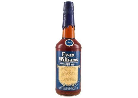 エヴァン・ウィリアムス 23年 旧ボトル
