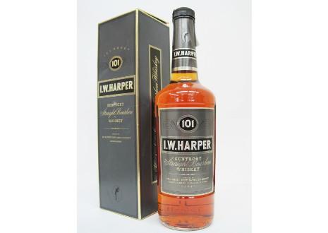 キリンI.W.ハーパー 101プルーフ グレーラベル