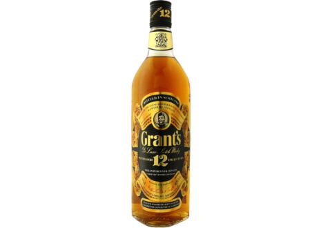 グランツ 12年 オールドボトル