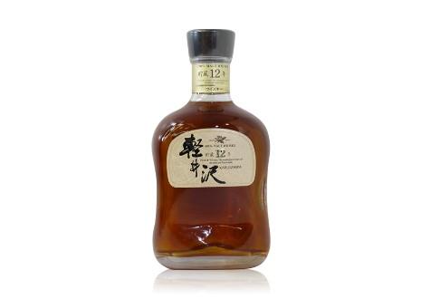 軽井沢 貯蔵12年 100% モルトウイスキー