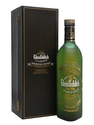 グレンフィディック センテナリー 創業100周年記念ボトル
