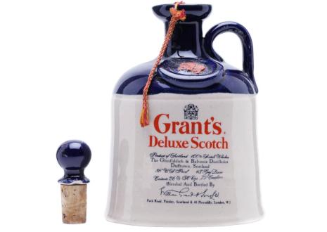 グランツ デラックス スコッチ