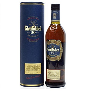 グレンフィディック 30年 オールドボトル
