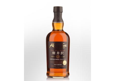 軽井沢 ピュアモルト 12年 長期貯蔵原酒使用 31~12年