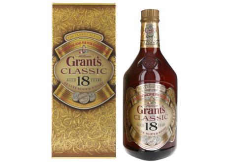 グランツ 18年 クラシック