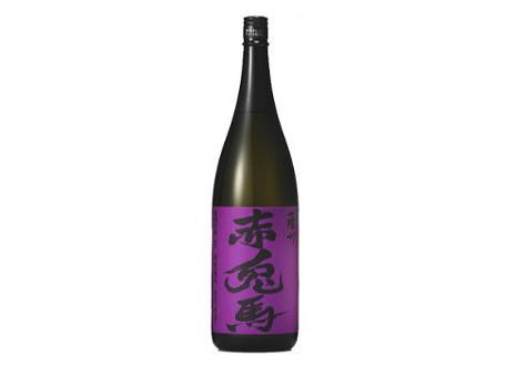 薩州 紫の赤兎馬 1800ml瓶 12本 1ケース