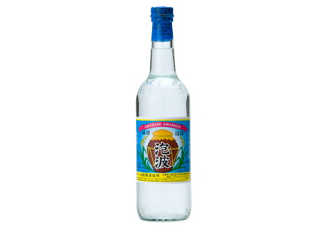 琉球泡盛 泡波 30度 三合瓶 600ml