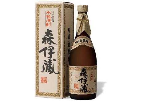 森伊蔵 720ml JAL(日本航空)国際線機内販売限定