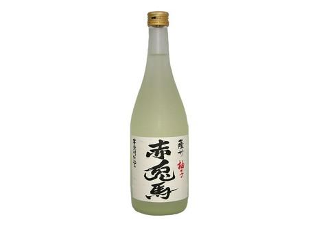 薩州 赤兎馬 柚子 720ml