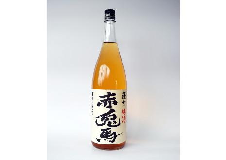 薩州 赤兎馬 柚子梅酒 720ml