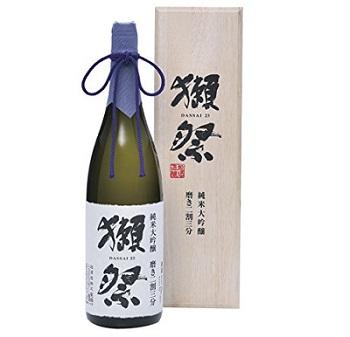 獺祭 純米大吟醸 磨き 二割三分 1800ml