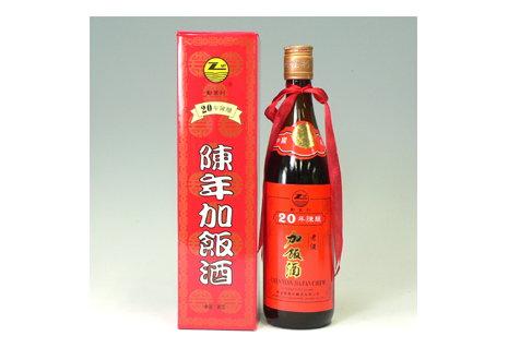 紹興酒 鄭萬利(テンマリ) 陳年加飯酒 20年 陳醸 老酒