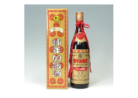 紹興酒 鄭萬利(テンマリ) 陳年加飯酒 12年 陳醸 老酒