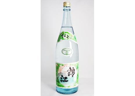 森伊蔵 錦江 1800ml グリーンラベル 透明瓶
