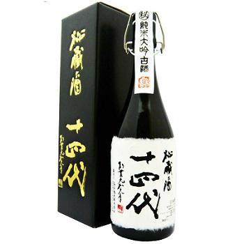 十四代 純米大吟醸 秘蔵酒 720ml