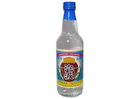 琉球泡盛 泡波 30度 二合瓶 360ml