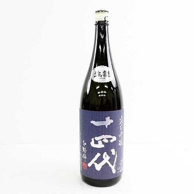 十四代 純米吟醸 播州白鶴錦 1800ml