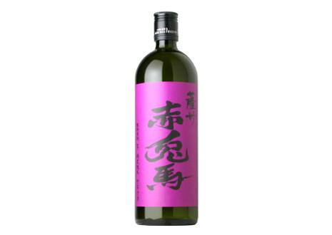 薩州 紫の赤兎馬 720ml瓶 12本 1ケース
