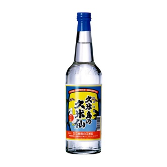 琉球泡盛 久米島の久米仙 30度 600ml 三合瓶