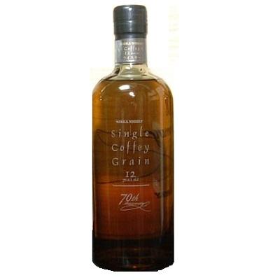 NIKKA(ニッカ) シングルカフェグレーン 70周年記念ボトル