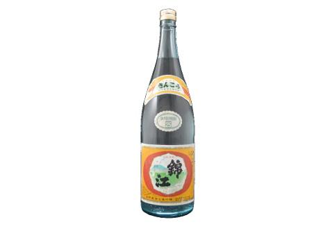 森伊蔵 錦江 1800ml 赤ラベル 透明瓶