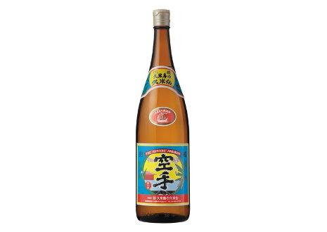 琉球泡盛 久米島の久米仙 空手 30度 1800ml