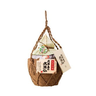 久米島の久米仙 壷入り 43度 三升壺 5400ml