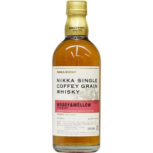 NIKKA(ニッカ) シングルカフェグレーン ウッディ&メロウ