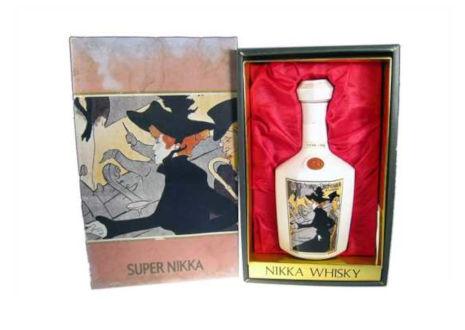 Super Nikka(スーパーニッカ) ロートレックボトル