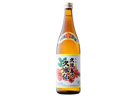 琉球泡盛 久米島の久米仙 でいご35度 720ml