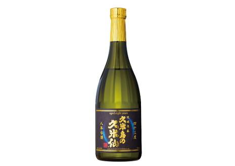 琉球泡盛 久米島の久米仙 8年 古酒