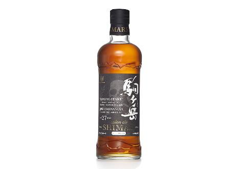 シングルカスク 駒ヶ岳 1987 27年 サロン・ド・シマジ 限定ボトル