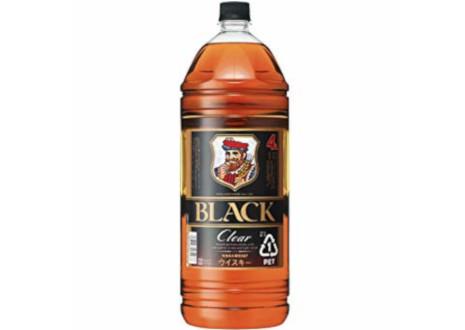 Black Nikka(ブラック ニッカ) クリア
