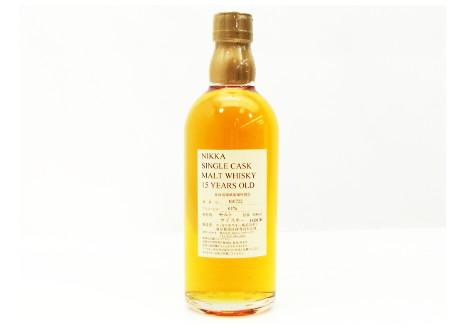 NIKKA(ニッカ) シングルカスクモルト 15年 仙台宮城峡蒸留所限定