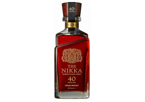 THE NIKKA(ザ・ニッカ) 40年