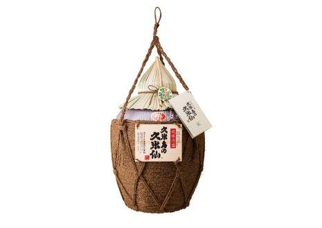 久米島の久米仙 壷入り 43度 一斗壺 18000ml