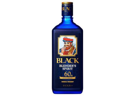 Black Nikka(ブラック ニッカ) ブレンダーズスピリット