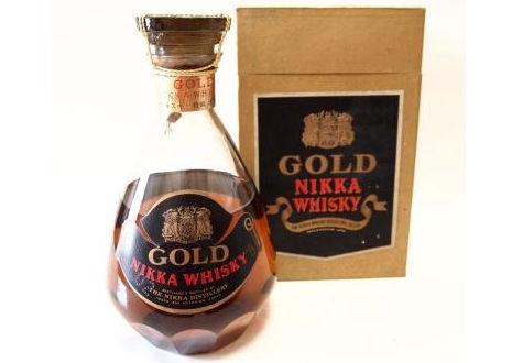Gold Nikka(ゴールド ニッカ)