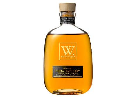 ウイスキーショップW シングルグレーン 知多 NO.4 WSO-004