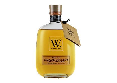ウイスキーショップW シングルモルト 山崎NO.7 WSO-007