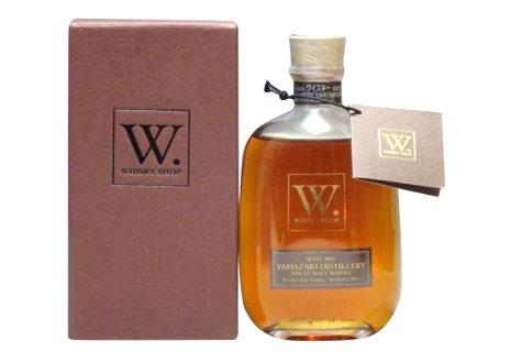 ウイスキーショップW シングルモルト 山崎 NO.5 WSO-005