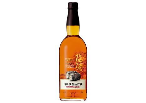 サントリー 山崎蒸留所貯蔵 焙煎樽熟成 梅酒