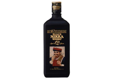 Black Nikka(ブラック ニッカ) 12年 40周年記念